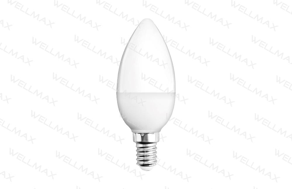 LED Candle Bulb C37 3W/4W/5W/6W