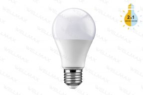 W&W Series 5-11W Segmented Color LED Bulb