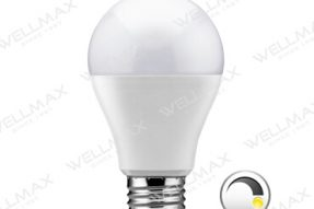 WELLMAX Dimmable LED Bulb 10W