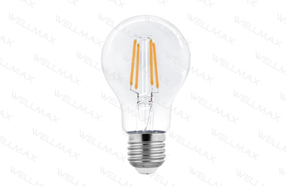 LED Filament Bulb A60 4W/6W/8W