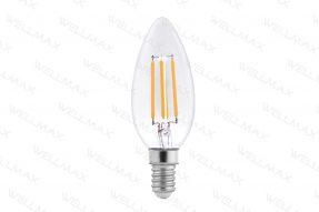 LED Filament Bulb C35 2W/4W