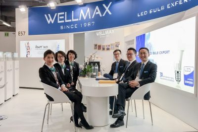 WELLMAX LED新技术点亮2018 Light+Building