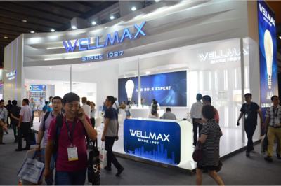 WELLMAX闪耀2017光亚展 新产品系列势如破竹