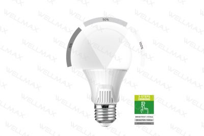 Segmented Dimming LED Bulbs